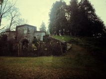 Ostatni dom Fotografia Stock