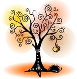 Ostatni jabłko Fotografia Stock