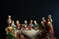 ostatni kolacja Zdjęcie Stock