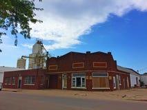 Ostatnio zamknięta stara fabryka 01 Zdjęcie Stock