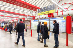 Ostbahnhof Stock Photos