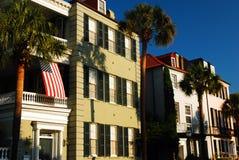 Ostbatterie-Straße, Charleston stockfotografie