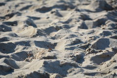 Ostend beach Royalty Free Stock Image