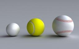 Ostenta esferas Imagens de Stock Royalty Free
