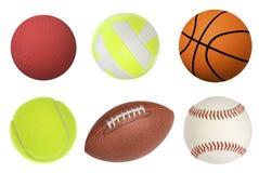 Ostenta esferas Fotografia de Stock Royalty Free