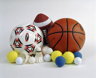 Ostenta esferas Imagens de Stock