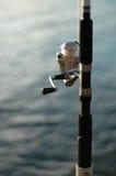Ostenta a imagem de uma pesca Rod Fotos de Stock Royalty Free