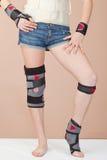 Ostenta os ferimentos Imagens de Stock