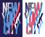Ostente o emblema da tipografia do desgaste, gráficos do selo do t-shirt Imagens de Stock