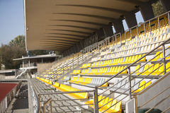 Ostente a tribuna foto de stock