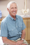 osteopath męski portret Fotografia Royalty Free