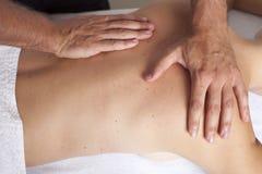 Osteopathic medicin fotografering för bildbyråer