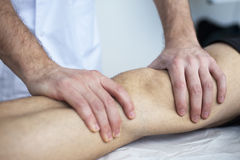 Osteopathy Royalty Free Stock Images