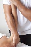 Osteopathy Foto de Stock