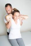 Osteopathy Stock Image
