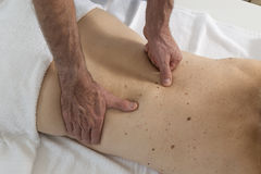 Osteopathy Stock Photography