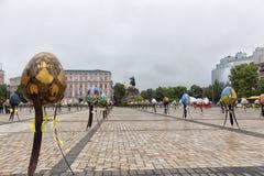 Osterei-Festival Stockfoto