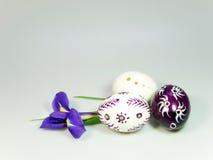 Ostereier und Blume von Iris Stockfotos