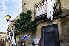 Osteria Italien Stockfotos
