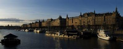 Ostermalm di Stoccolma fotografie stock