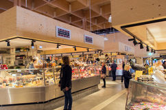 Ostermalm market hall Royalty Free Stock Images