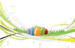Ostern-Auslegung Stockbilder