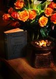 Ostern-Bibel Lizenzfreie Stockbilder