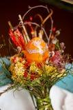 Ostern-Blumenanordnung Stockfotografie