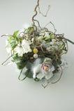 Ostern-Blumenstrauß Lizenzfreies Stockfoto