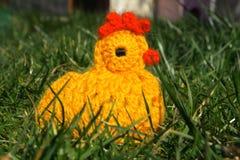 Ostern chiken Lizenzfreie Stockbilder