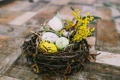 Ostern-Dekor Lizenzfreie Stockbilder