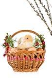 Ostern-Dekoration Lizenzfreies Stockfoto