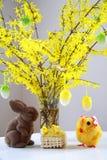 Ostern-Dekoration Stockfotos
