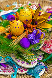 Ostern-Dekorationen 19 Lizenzfreies Stockbild