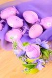 Ostern-dekorative Eier Lizenzfreies Stockfoto
