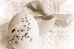 Ostern in der alten Art Lizenzfreies Stockfoto