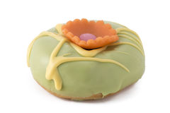 Ostern-Donut Lizenzfreies Stockbild