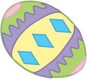Ostern egg4 stock abbildung