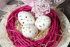 Ostern eggs3 Lizenzfreie Stockfotografie
