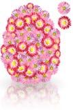 Ostern-Ei-Gänseblümchen Stockfoto