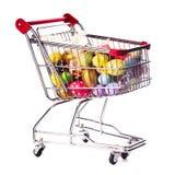 Ostern-Einkaufen Stockfotos