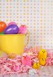 Ostern-Familie lizenzfreies stockbild