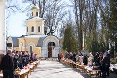 Ostern-Festival stockbilder
