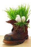 Ostern, Frühling und Kraft der Natur Stockfoto