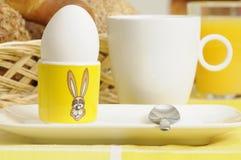 Ostern-Frühstück Stockbilder
