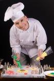 Ostern-Gebäck-Chef lizenzfreies stockbild