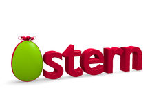 Ostern Stock Image