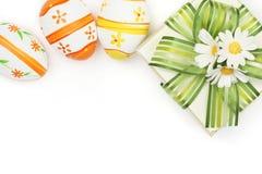Ostern-Geschenk Stockbilder