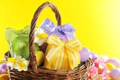 Ostern-Geschenke Stockfotos