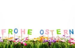 Ostern-greatings Lizenzfreie Stockfotos